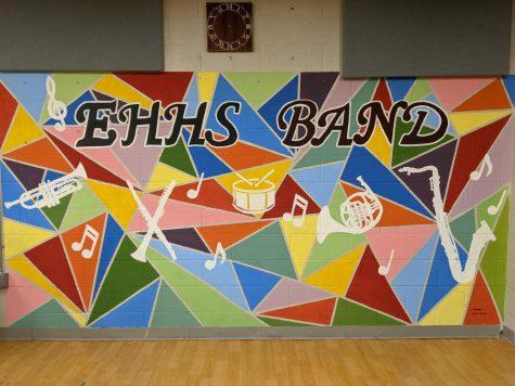 Bonac Graduate Maya Poblete's Mural Project